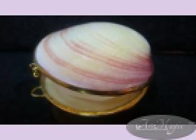 Кристалл свежести 70 гр РОЗОВАЯ РАКОВИНА  в розовой тихоокеанской раковине и пакете